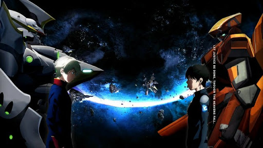 Review Anime Aldnoah.Zero