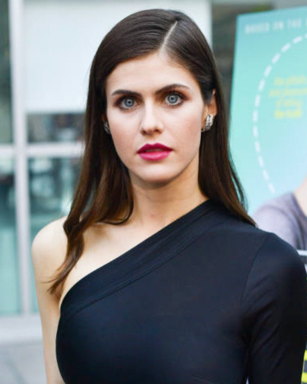 Alexandra Daddario in a glamours avatar