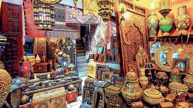 الصناعات التقليدية بالبلاد التونسية