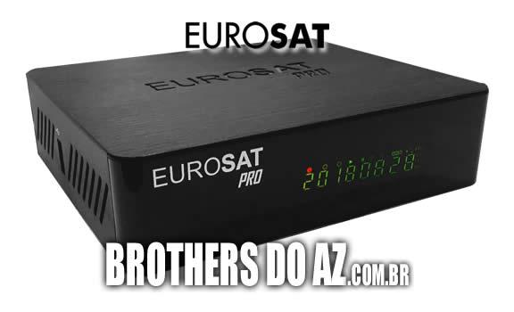 Eurosat PRO Atualização V1.47 - 15/01/2021