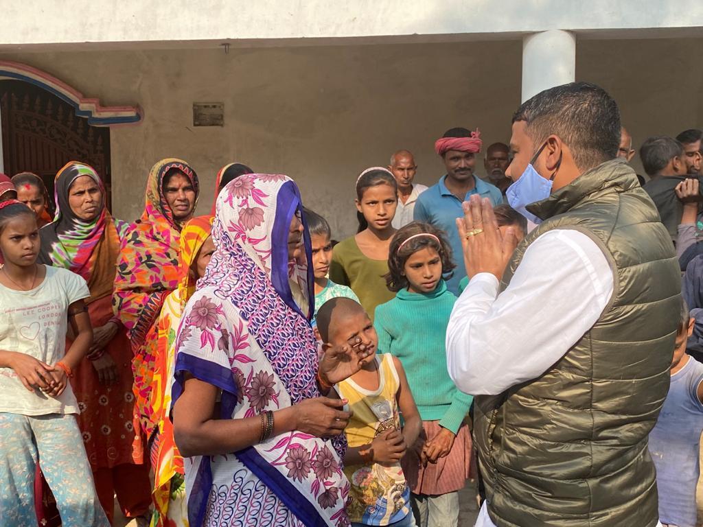 बहन-बेटियों की शादी में सहयोग करना, हमारे लिये सौभाग्य की बात : ललन कुमार