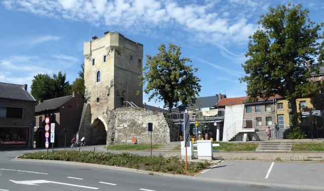 Porta medieval de Tongeren