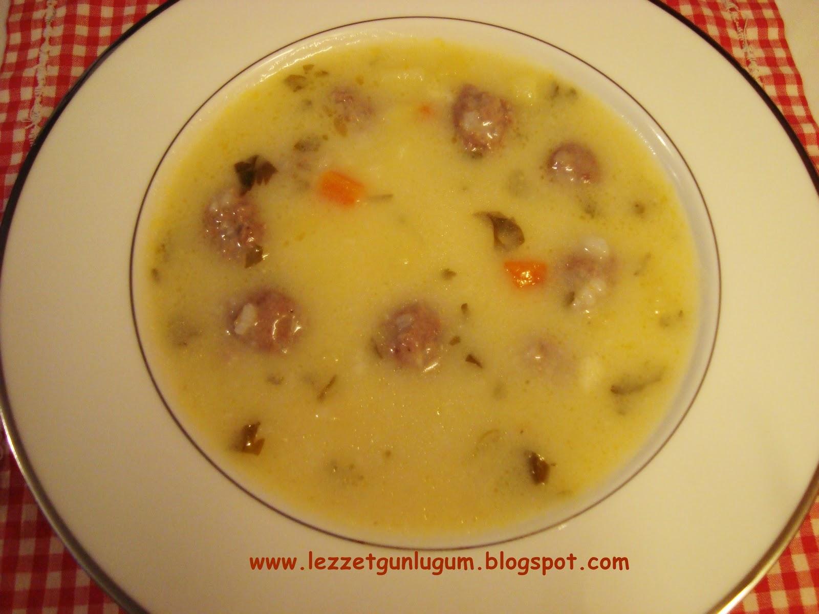 Ekşili köfte çorbası nasıl yapılır ile Etiketlenen Konular 22