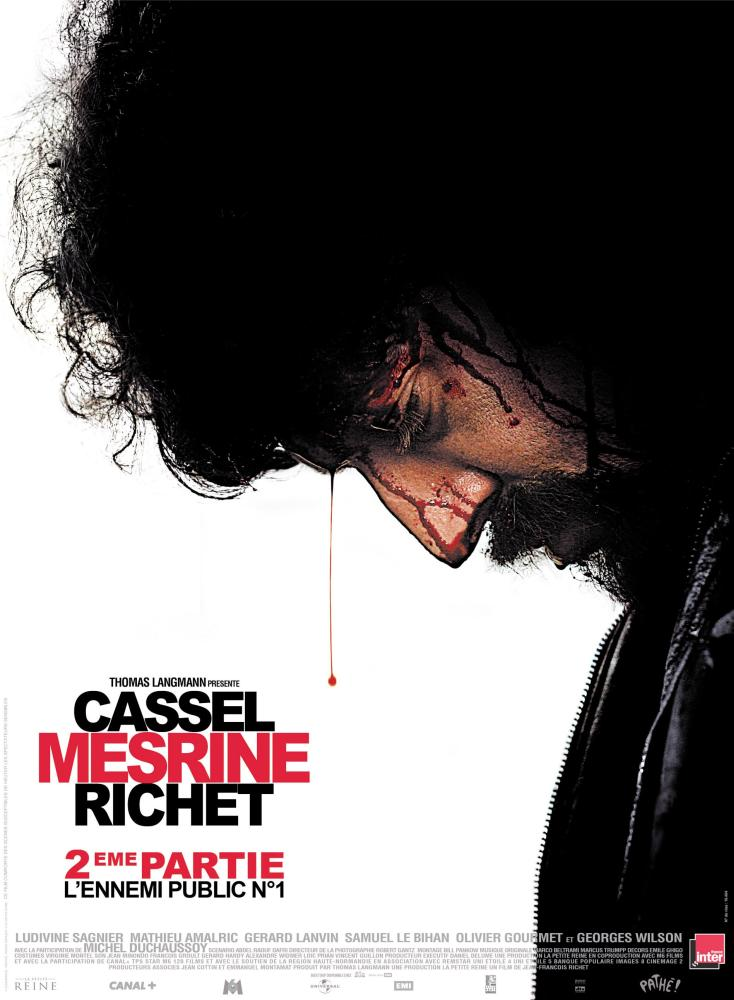 Mesrine: Public Enemy No. 2 (2008) ταινιες online seires xrysoi greek subs