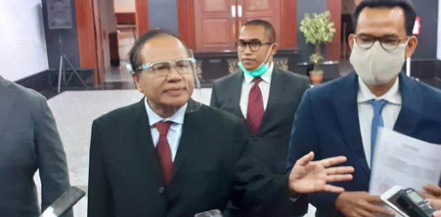 Para Cukong Jadi Penggerak Jokowi dan Influencer, Rizal Ramli: KPK Tolong Fokus Tangani Money Politics!