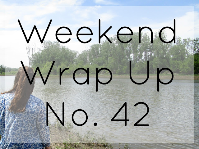 Weekend Wrap Up No. 42 from Courtney's Little Things