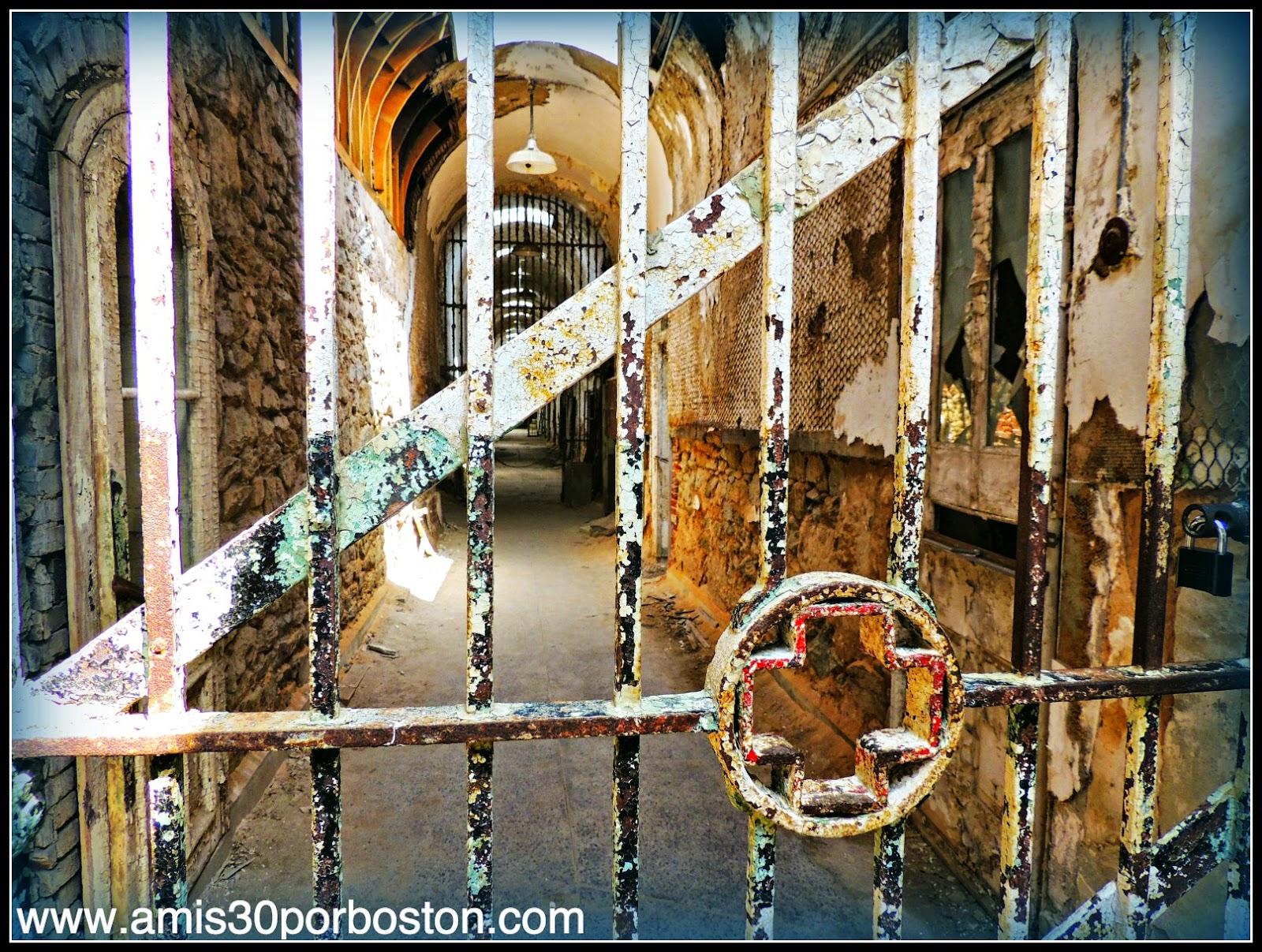 Destinos Más Terroríficos Para Pasar Una Noche De Miedo: Eastern State Penitentiary
