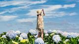 Het is vandaag plant-een-bloem-dag!