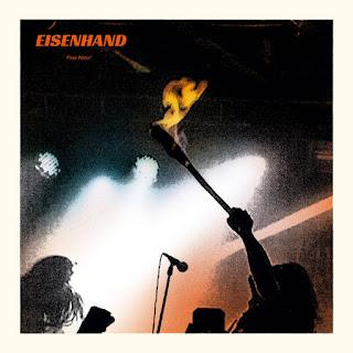 """Ο δίσκος των Eisenhand """"Fires Within"""""""