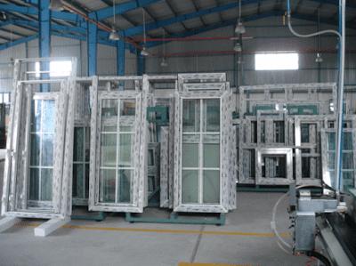 Sản xuất, cung cấp, lắp đặt cửa nhôm kính