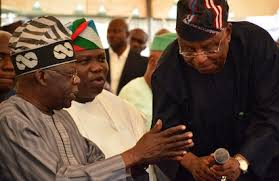 Tinubu Breaks Down In Tears At Meeting With Buhari Over Him & Ambode Rift