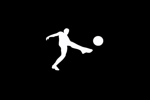 Tendangan sepak bola