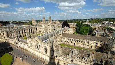 Великобритания Оксфорд