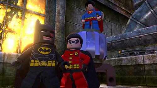 تحميل لعبة lego batman للكمبيوتر مجانا كاملة  بحجم 5 جيجا