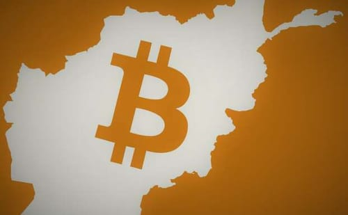 Bitcoin acceptance is increasing in Afghanistan