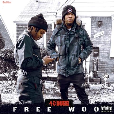 [Music] 42 Dugg – Free Woo