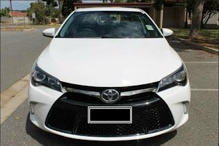 2016 Toyota Camry Atara Review Canada Price