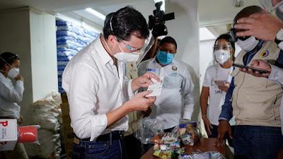 Procuraduría pidió a la Alcaldía de Quibdó declarar desierto el proceso de contratación del PAE, por más de $11 mil millones