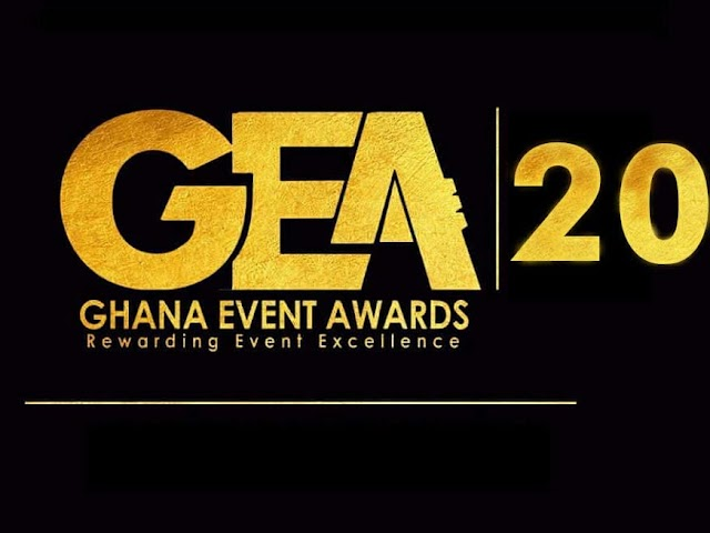 GHANA EVENT AWARDS 2020 NOMINATIONS OFFICIALLY OPENED WITH MOREINTERESTING  CATEGORIES