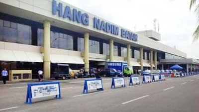 58 Penumpang Pesawat dari Sumbar Diamankan di Bandara Hang Nadim