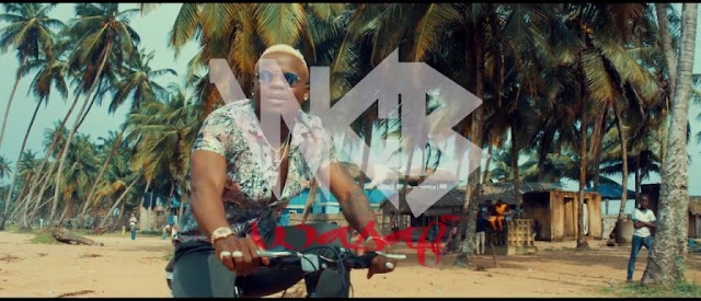 Harmonize Ft Korede Bello - Shulala Video