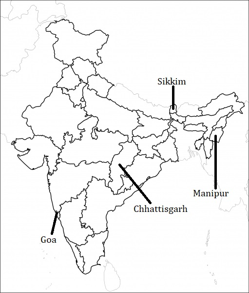 NCERT Solutions for Class 10 Political Science Chapter 2 Federalism Answer 1