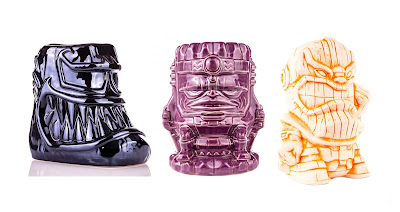 San Diego Comic-Con 2020 Exclusive Marvel Comics Tiki Mugs by Mondo