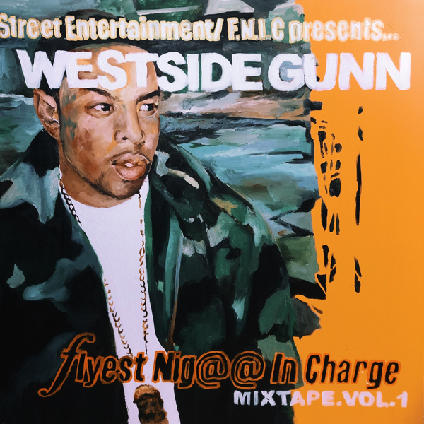 WESTSIDE GUNN SHARES ONE OF HIS FIRST PROJECTS, 'FLYEST NIG@@ IN CHARGE, MIXTAPE VOL. 1'