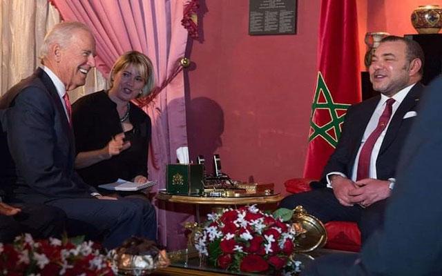بايدن يختار المغرب كأول بلد عربي اسلامي في زيارة رسمية
