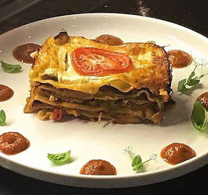 Emily's #Veggie #Lasagne