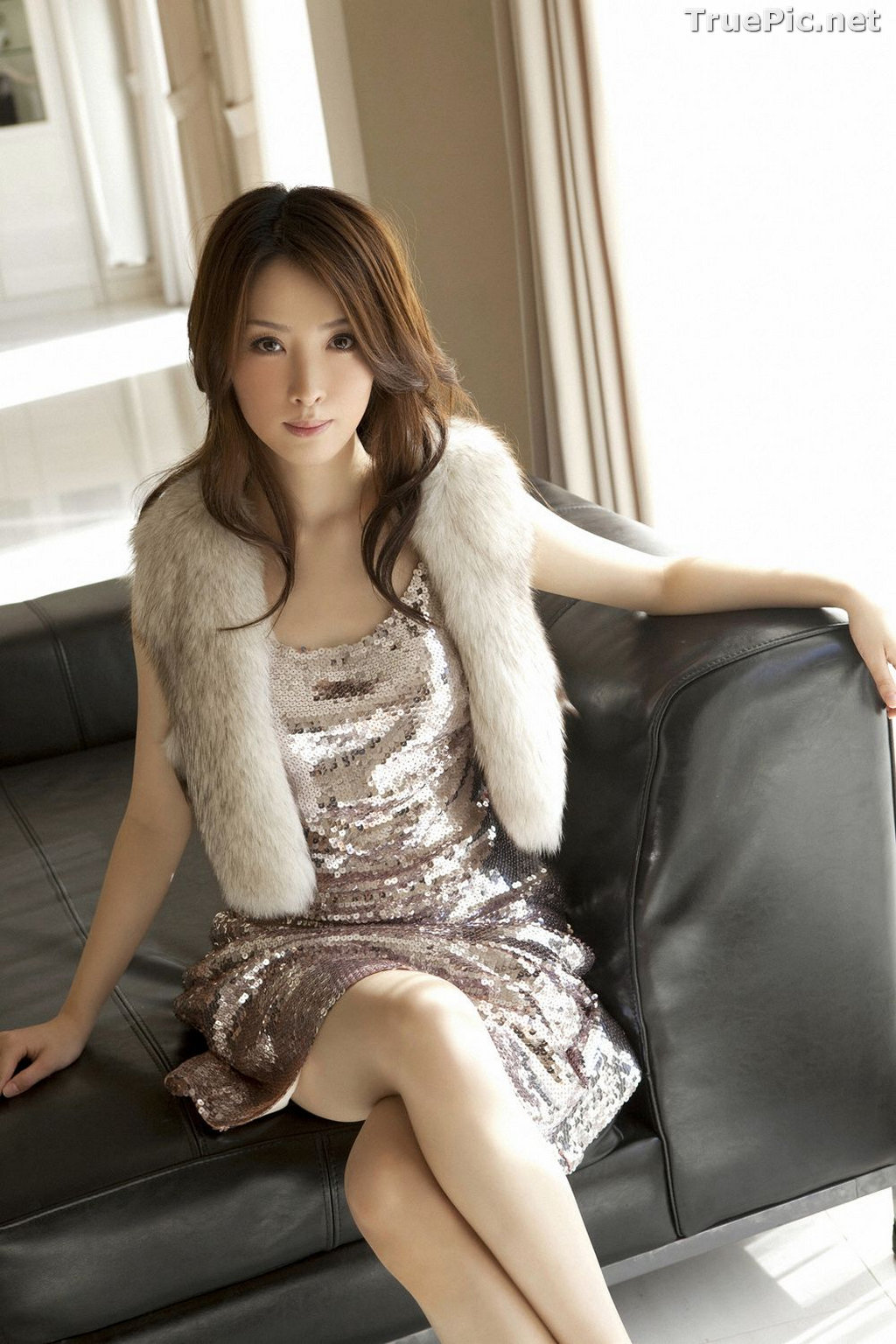 Image [YS Web] Vol.340 - Japanese Model and Actress - Saki Seto - TruePic.net - Picture-1