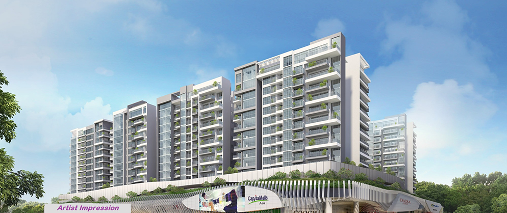 Bedok Residences - Day View