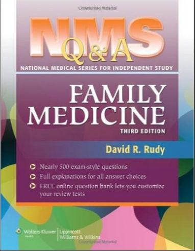 MEDICINE PDF FAMILY NMS