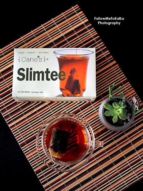 SLIM TEA CANE'S TEA To Stay Health-TEA