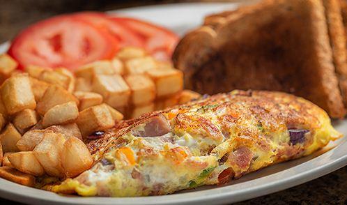 Sarapan Telur Saat Diet