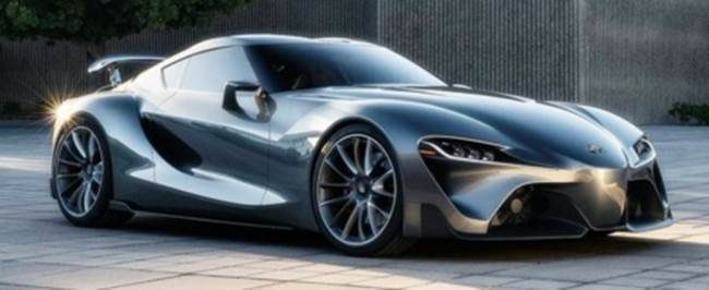 2017 Toyota FT1 Specs | Auto Review Release