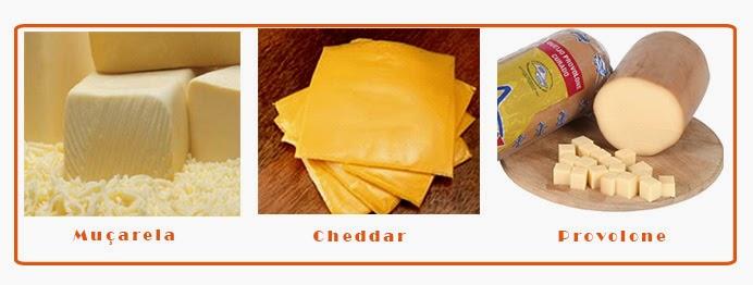 queijo quente perfeito