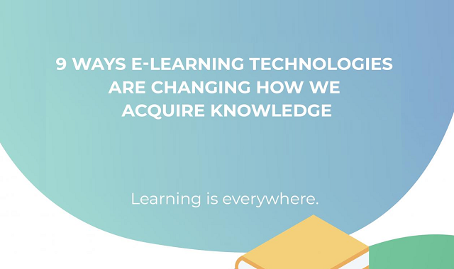 How is e-learning changing our learning patterns?