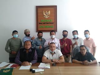 BAZNAS Kota Semarang Menerima Kunjungan FWLJ