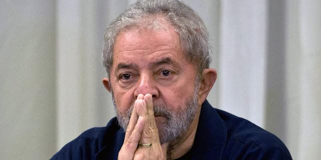 Lula terá que se entregar