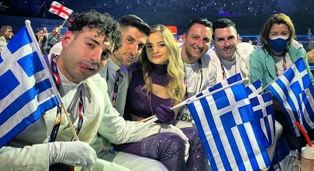 Στα ύψη η τηλεθέαση της Eurovision με 70,3% !