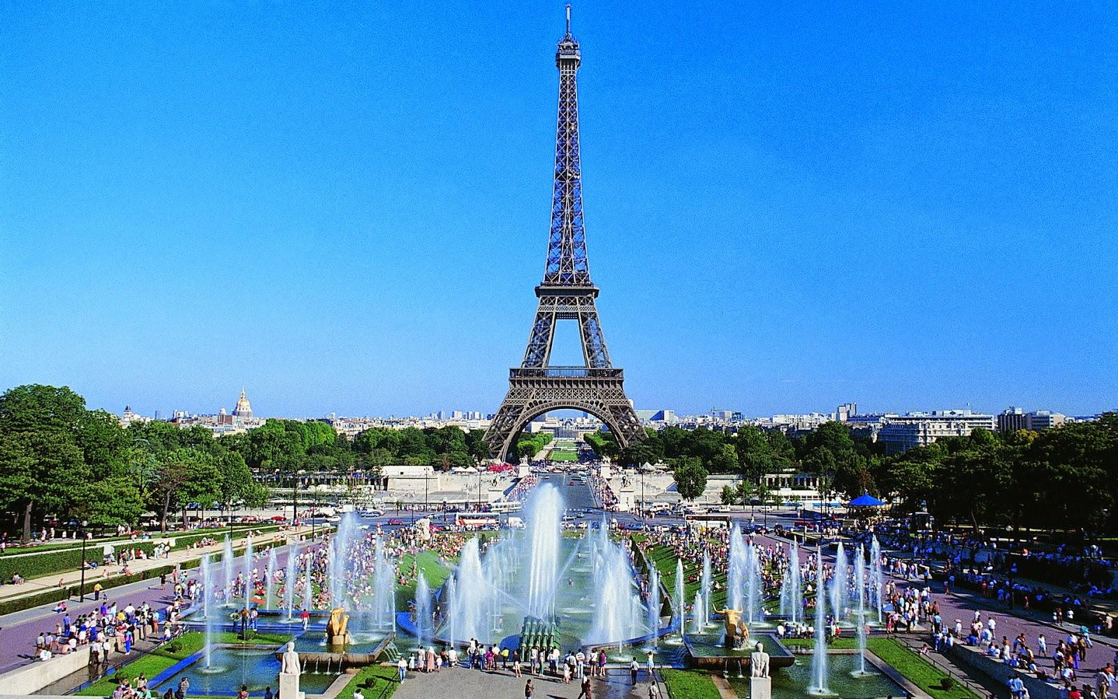Eiffel Tower Latest Hd Wallpaprs Eiffel Tower Beautiful New Wallpaper