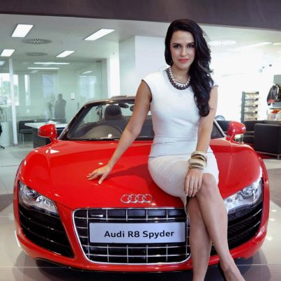 Press Release Watch Audi India Opens Largest Luxury Car Showroom In