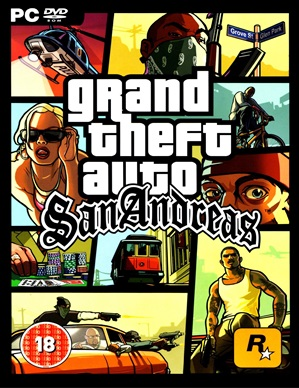 Download GTA San Andreas (PC) Gratis