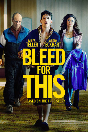 Bleed for This (2016) ταινιες online seires oipeirates greek subs