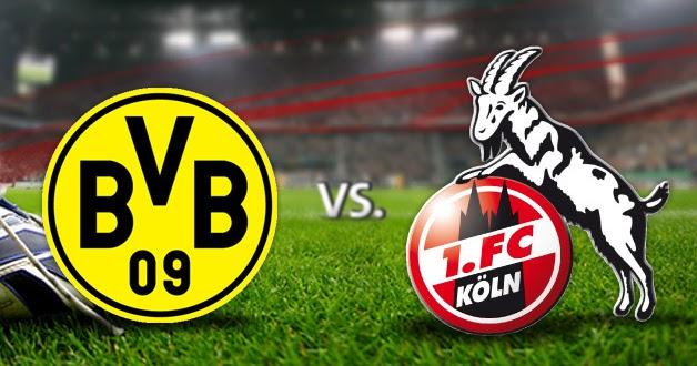 مشاهدة مباراة كولن وبوروسيا دورتموند بث مباشر بتاريخ 23-08-2019 الدوري الالماني