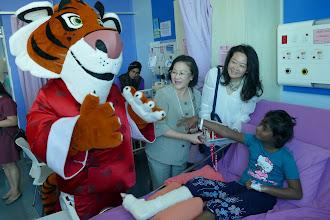 Resorts World Genting raikan cinta sempena Hari Kekasih bersama 150 pesakit kanak-kanak