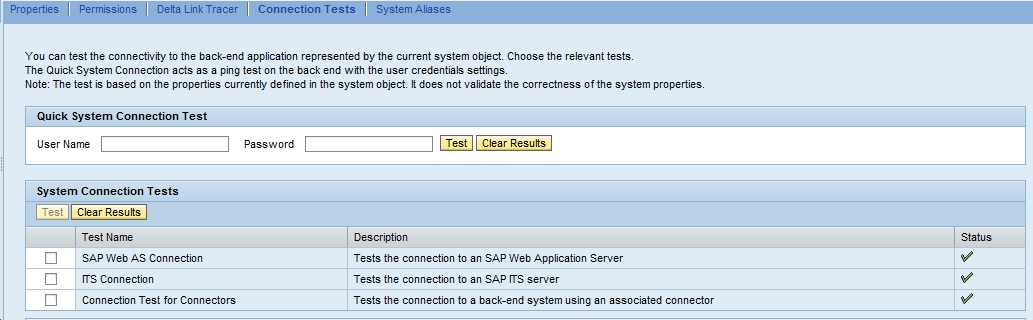UWL Configuration SAP EP 7 3