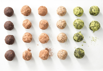 Triple Chocolate Protein Balls Recipe