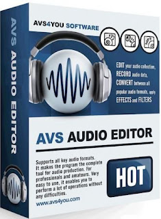 AVS Audio Editor 9.0.3.534 Full Version